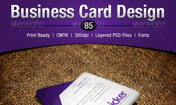 Business Card Design 85
