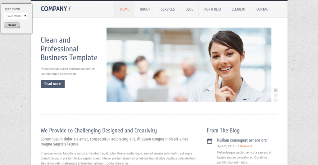 50 best seo friendly html templates weelii company responsive corporate html template maxwellsz