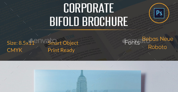 Corporate Bifold Brochure1