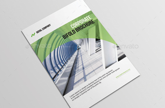 Corporate Bifold Brochure2