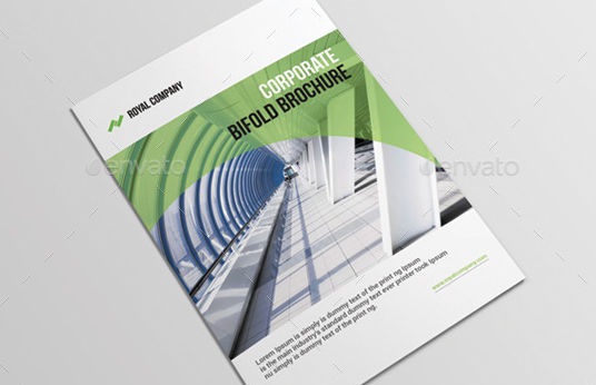 Corporate Bifold Brochure3