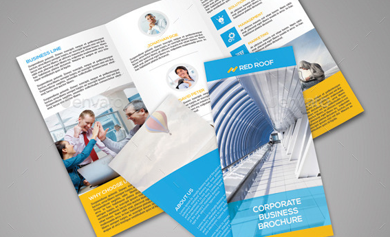 Corporate Trifold Brochure2