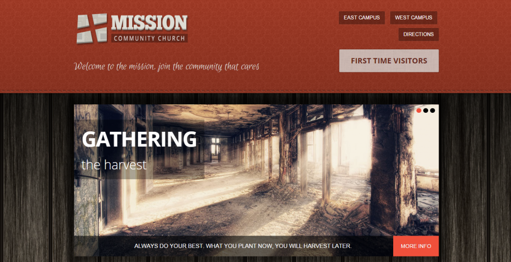 Mission Crowdfunding and Commerce for Churches
