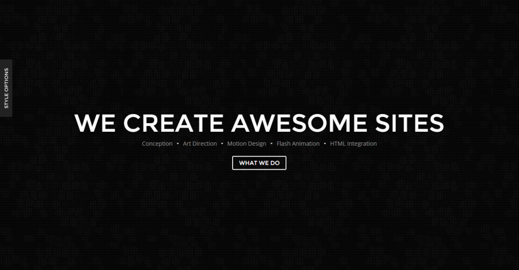 Newave Responsive One Page Parallax Template