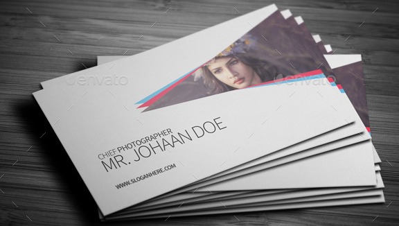 Photography Pro Business Card vol.1
