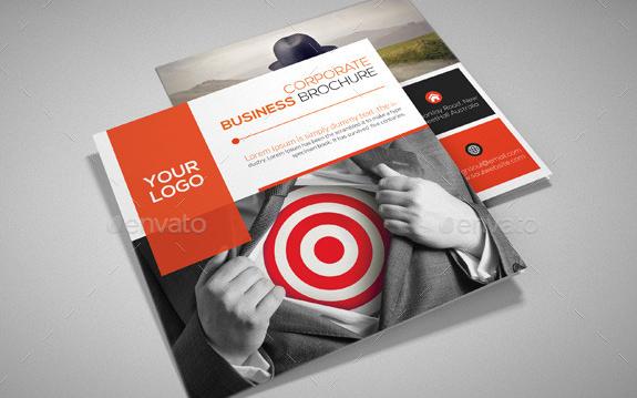 Square Corporate Trifold Brochure4