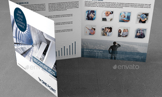 Square Corporate Trifold Brochure8