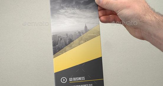 Tri-Fold Brochure Multipurpose