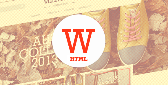 WillowPillow eCommerce HTML Template