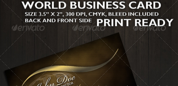 World Business Card
