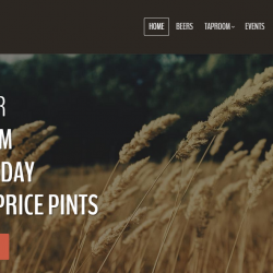 Best Brewery HTML Templates