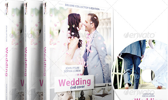 Wedding DVD & BR Cover vol.2