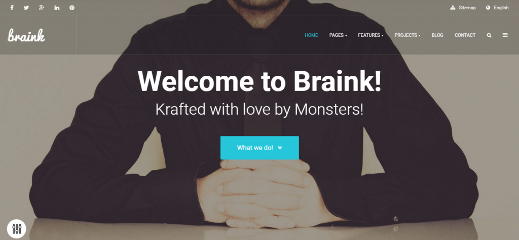 Braink Responsive Multi-Purpose Joomla Template