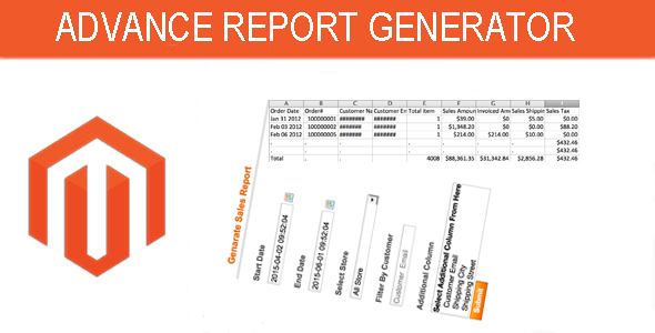 Advance Report Generator