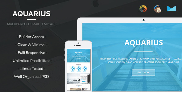 Aquarius Email Template Builder Access