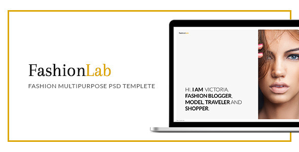 Fashion Lab PSD