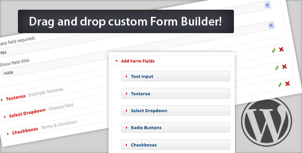 FlexForms Ajax Form Builder for WordPress