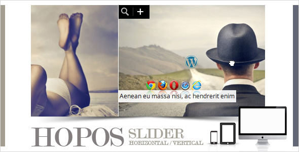 Hopos Post Slider WordPress Plugin