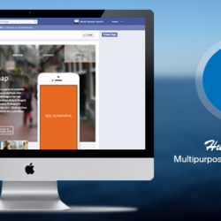HumbleFace Multipurpose Facebook Template