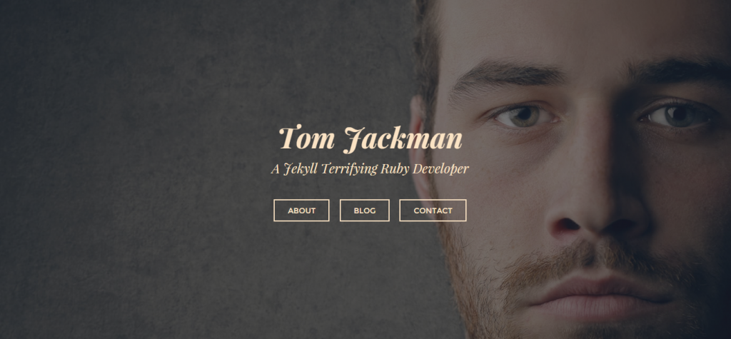 Jackman A minimal personal blog for Jekyll