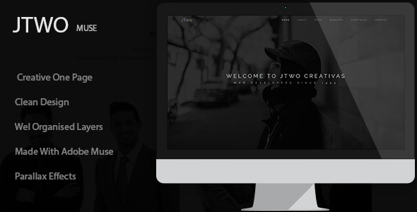 Jtwo Muse Template