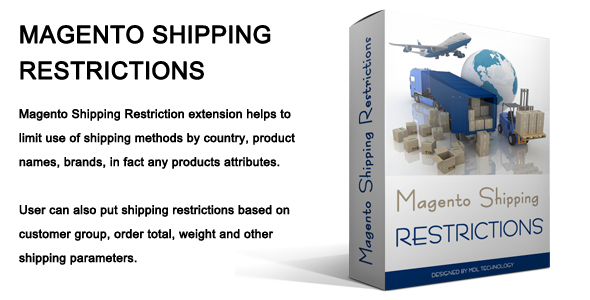 Magento Shipping Restriction