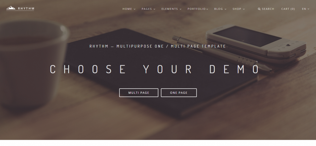 Rhythm Multipurpose Virtuemart Joomla theme