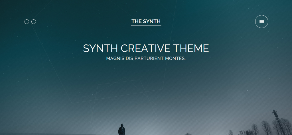 SYNTH Modern Shop Theme