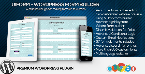 Uiform WordPress Form Builder