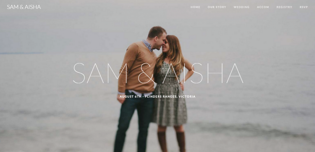 Union One Page Joomla Wedding Template