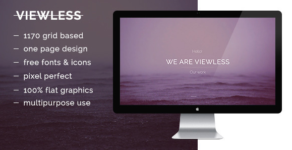 Viewless PSD
