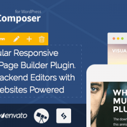 Visual Composer Page Builder for WordPress