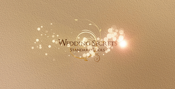 Wedding Secrets