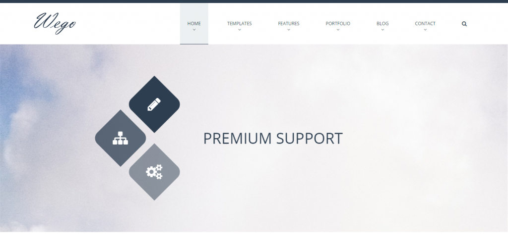 Wego Multipurpose Joomla Template