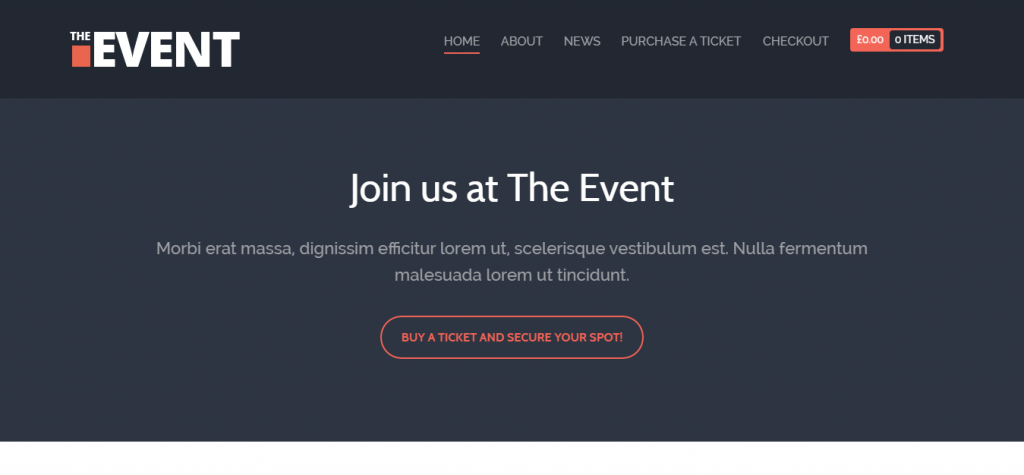 WooCommerce Events