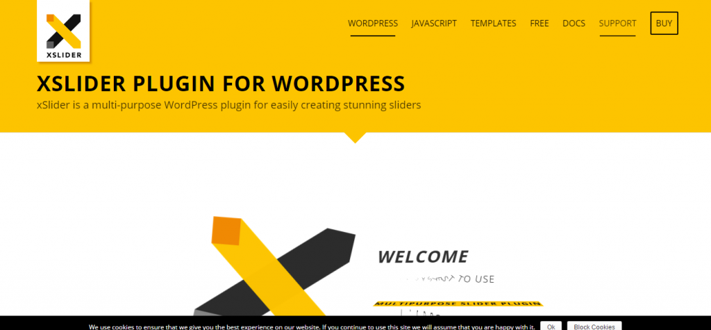 xSlider Responsive WordPress Slider Plugin