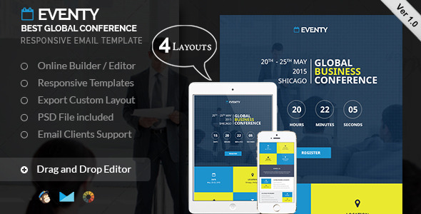 Best Conference Email Template Builder Access