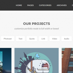 Keleus Responsive Tumblr Business Theme
