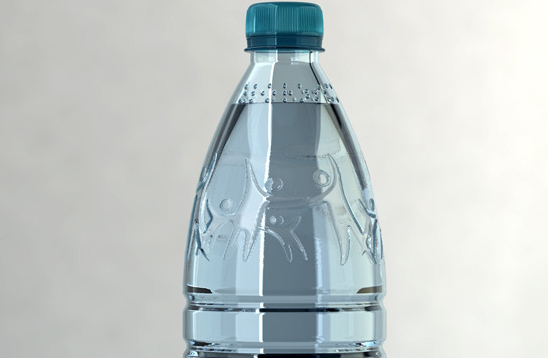 Pure Life Bottle of Water