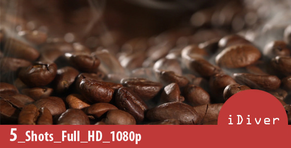 Roasting Coffee Full HD1080p