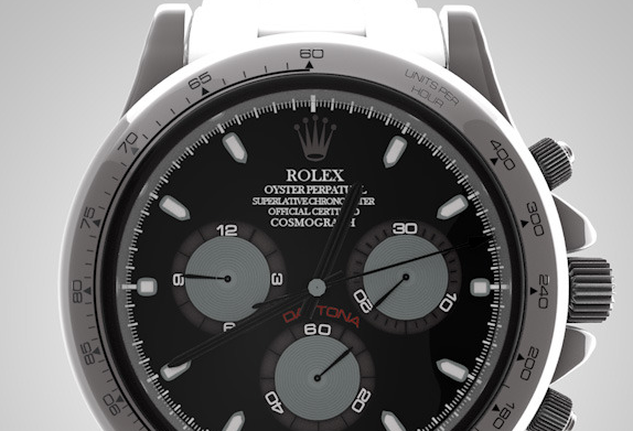 Rolex Daytona Wrist Watch