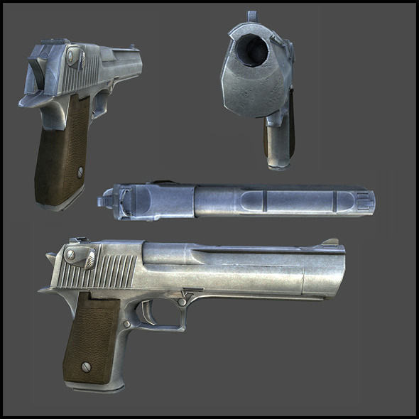Weapon Pack Pistols