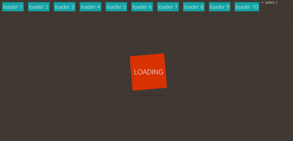 Animated Loaders KIT