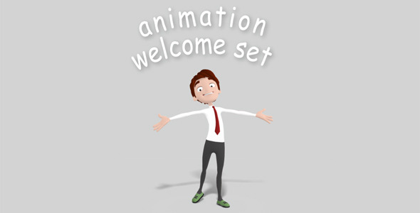 Animation Welcome Set