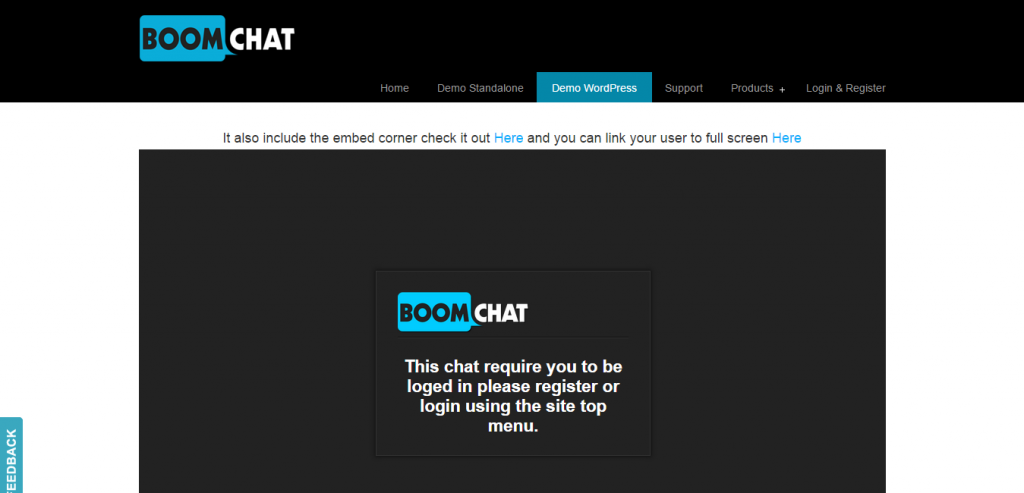 Boombot addons for Boomchat wordpress edition