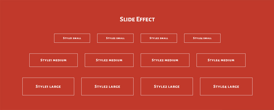 CREA CSS3 Clean Buttons