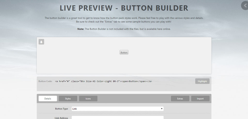 CSS3 Button Pack