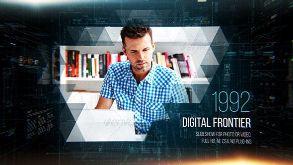 Digital Frontier Slideshow