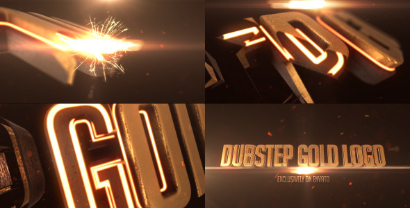 Dubstep Gold Logo