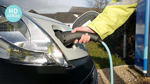 Electric Vehicle Plug In